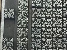 Decorative Frame / Border pcs. - Metal Type - Printers Type - Letterpress Type