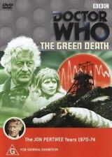 Doctor Who: The Green Death DVD R4