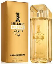 1 One Million COLOGNE BY Paco Rabanne 4.2 oz / 125 ml EAU DE TOILETTE SPRAY MEN