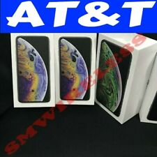 iPhone XS MAX 64GB┇256GB┇512GB (AT&T & CRICKET) BLACK┇SILVER┇GOLD *SEALED*