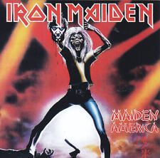 IRON MAIDEN RARE LIVE CD MILWAUKEE WI USA 1981 LIM.ED JAPAN CD