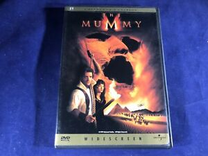 K2-86 DVD - THE MUMMY - WIDESCREEN COLLECTORS EDITION - NIB