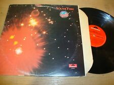 Manfred Manns Earthband - Solar Fire - LP Record  VG+ G+