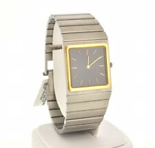 Men's 18k Gold & Stainless Steel Concord Mariner SG Watch:Excellent Swiss watch