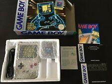 Game Boy Classic in Original Box + Tetris