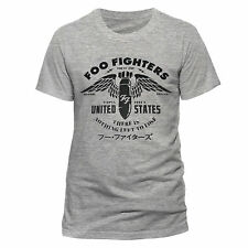 410c4cd0d29 Official Foo Fighters - Nothing To Lose - Men s Grey T-Shirt