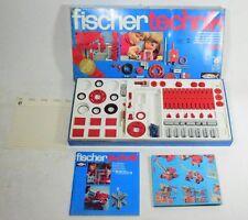 Set costruzioni old bickset Fischer-technik 300+Libretto Istruzionii (Lego)-00BL