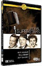 Legends In Concert - Original Superstars (3 DVD) - JUDY GARLAND - BING CROSBY -