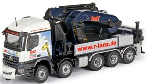 CON78224/0 - Truck 10x4 Mercedes Arocs For Colors Lanz Fitted Of Crane Pal