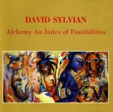 David Sylvian : Alchemy: An Index of Possibilities CD Remastered Album (2006)