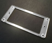 Guitar Hardware Humbucker Pickup MOUNTING RING Trim Bezel - CHROME MIRROR