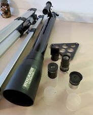 Meade Polaris Refracting Telescope Model NG-60A. 60mm aperture, focal length 700
