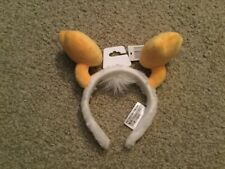 Disney Parks Donald Duck Feet Ears Headband New