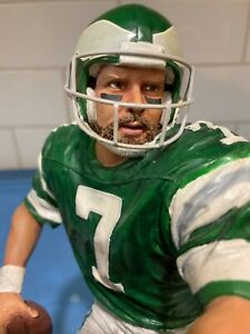 "Danbury Mint  -  Philadelphia Eagles Ron Jaworski Come's in the ""Original Box"""