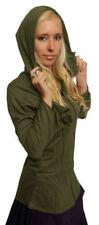 Abrigos y chaquetas de mujer de color principal verde 100% algodón