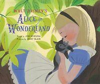 Walt Disney's Alice in Wonderland by Scieszka, Jon Book The Fast Free Shipping