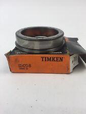 TIMKEN 02420B TAPERED ROLLER BEARINGS