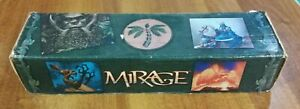 Mirage Storage Box 1996 - Vintage MTG Magic The Gathering