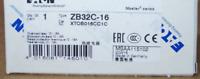 1PC  NEW  EATON MOELLER  ZB32C-16  10-16A