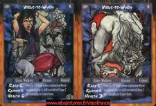 Rage CCG - Virus-to-Wyrm - Glass Walkers / Limited Edition