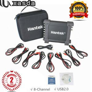 Hantek1008B Oscilloscope Automotive Diagnostic Oscilloscope 8-Channel USB2.0#TOP