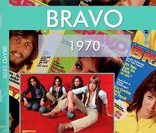 BRAVO 1970 - Alle Ausgaben des Jahres komplett im pdf Format - IM DIGIPACK!!!