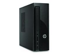 HP Slimline 270-p043w DT i3-7100 / 8GB RAM / 500GB HDD/ Win10 Desktop Computer A