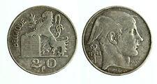 pcc1719_8) BELGIO - 20 Francs 1949