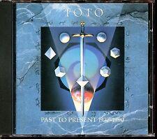 TOTO - PAST TO PRESENT 1977 / 1990 - CD ALBUM BEST OF [1814]