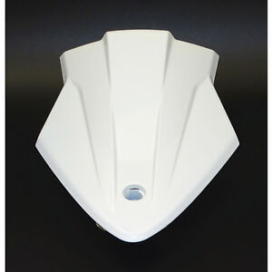 Passenger Rear Seat Cover Fairing Cowl White Fit BMW S1000R 13-18 S1000RR 15-18