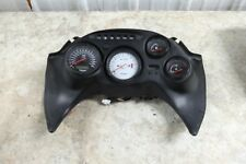 02 Triumph Sprint ST 955 gauges speedometer tachometer dash meters