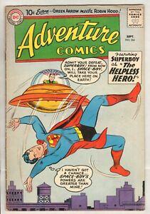 Adventure Comics #264 (VG-) (1959, DC) [a]