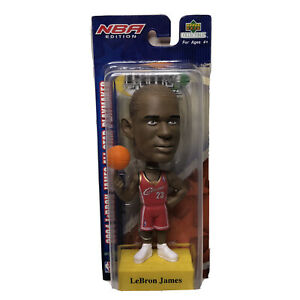 NBA LeBron James BobbleHead Upper Deck *Brand New LA Lakers Cleveland Cavaliers