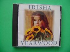 Preowned 1993 CD Music TRISHA YEARWOOD The Song Remembers When. Fast Shipping