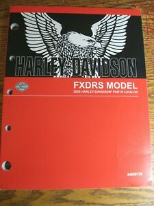2020 Harley-Davidson FXDRS Softail 114 Parts Catalog NEW