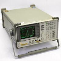 Hewlett Packard 8590D Spectrum Analyzer 9kHz to 1.8GHz Working, Drifts, AS-IS