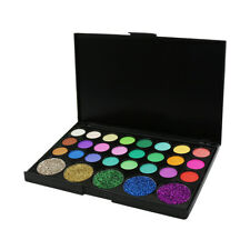 29 Color Bling Sleek Makeup Mineral Matte Eyeshadow Palette Bright Paillette