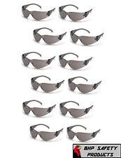 Pyramex Intruder S4120s Smokegray Safety Glasses Work Eyewear 12 Pair1dozen