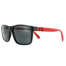Polo Ralph Lauren Sunglasses PH4133 500187 Shiny Black Grey