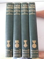 'I Was There' World War 1 - Full Set Of Four Volumes