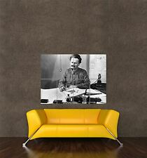 Cartel impresión Foto Retrato marxista de Rusia Bolchevique Leon Trotsky seb584