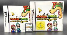 Spiel: MARIO & LUIGI ABENTEUER BOWSER für Nintendo DS + Lite + Dsi + XL + 3DS