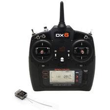 Spektrum DX6 6-channel 2.4Ghz DSMX Radio System Gen 3 with AR6600T Receiver
