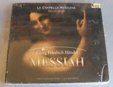 HANDEL BENOIT HALLER LA CHAPELLE RHENANE (2CD) MESSIAH NEUF SCELLE
