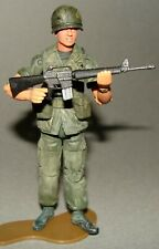"1:18 Ultimate Soldier  Vietnam U.S Army Infantry Rifleman  Platoon Figure 4"""