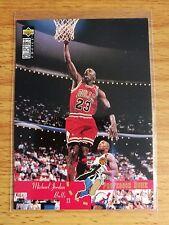 Michael Jordan 1995 Upperdeck Collectors Choice #195