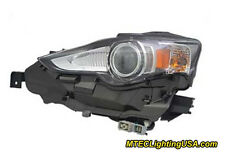 TYC  Left Driver Side HID Headlight Assembly for Lexus IS250 IS350 2014-2015