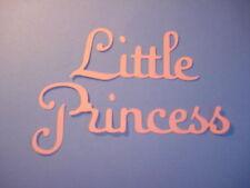 LITTLE  PRINCESS~~TITLE~~CRICUT DIE CUT/CUTS~~WORLDWIDE