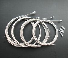 Road Bike Stainless Steel Shifter & Brake Cables Set.