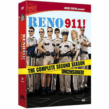 Reno 911 - The Complete Second Season (DVD, 2005, 3-Disc Set) USED